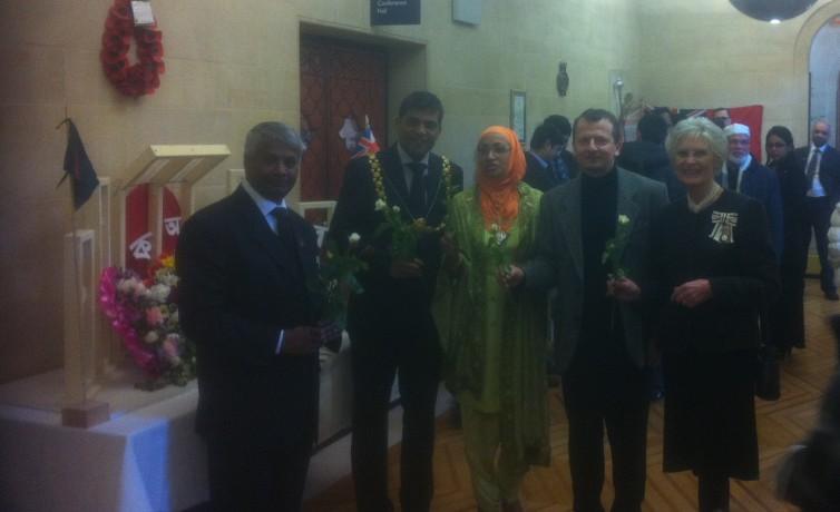 Bristol Bengali Community 22 February 2014