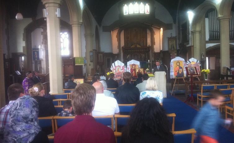 Click: Comunitati spirituale romanesti in SV Angliei