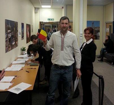 Click: Alegeri Prezidentiale 2014 Romania