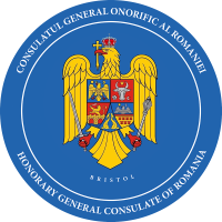 Consulat General Onorific in Bristol, Regatul Unit